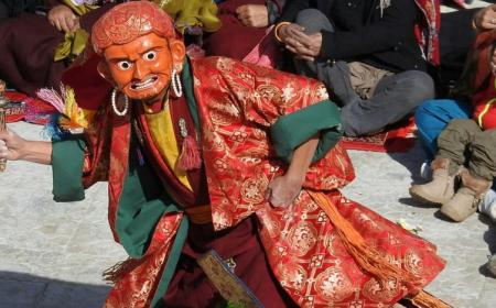 Festivals of Ladakh