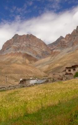 Lamayuru Zangskar Darcha Trek