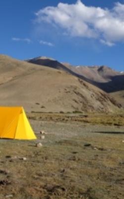 Rumtse To Tsomoriri Trek is one of the best High Altitude Treks in Ladakh.