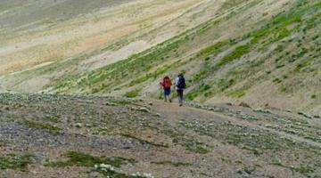 Kanji To Rangdum Trekking, Ladakh Trekking Tour Packages