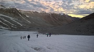Phyang to Hundar trek, best short treks in Ladakh
