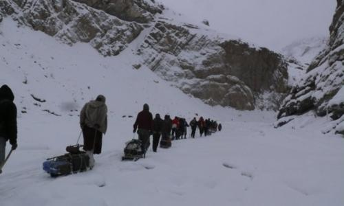 Chaddar or Frozen Zangskar River Trek