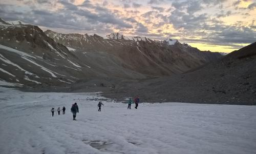 Phyang to Hundar trek, best short treks in Ladakh