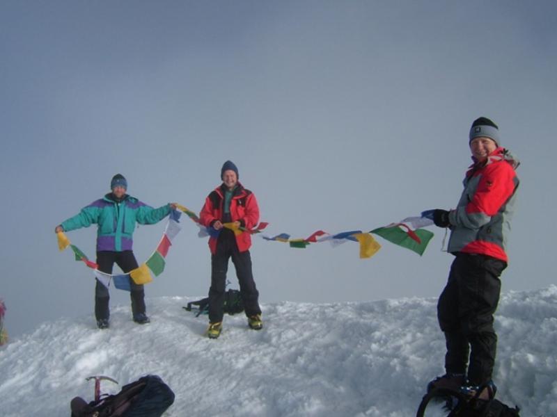 Stok Kangri 6150 m Peak with Markha Valley