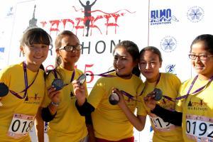 Ladakh Marathon 2018
