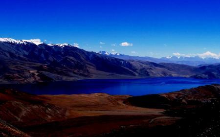 Tsomoriri & Tsokar Nomadic Region