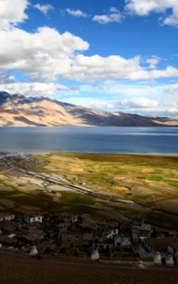 Trekking in Ladakh Parangla Trek