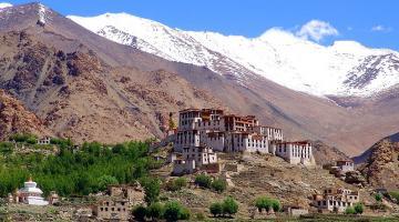 Likir to Tingmosgang Homestay Trek, Himalayan Homestay treks