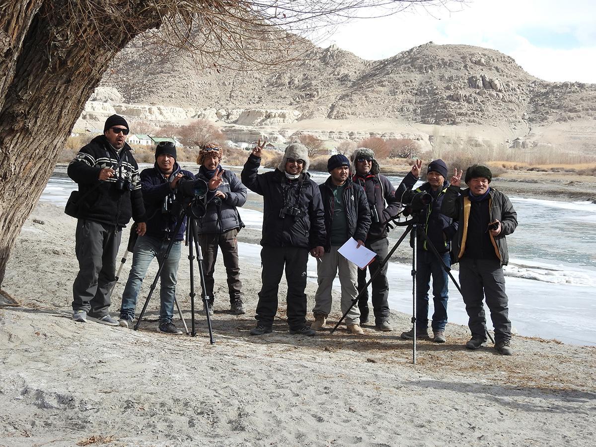 Birding in Ladakh
