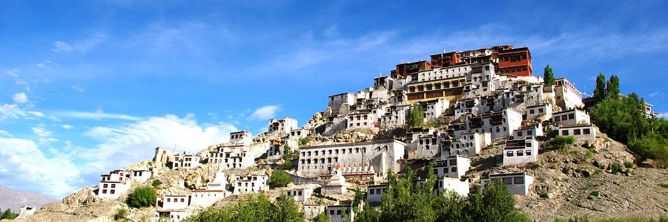 Cultural Tours to Ladakh with Ancient Tracks