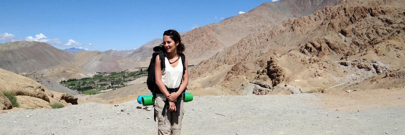 Trekking in Ladakh with Ancient Tracks