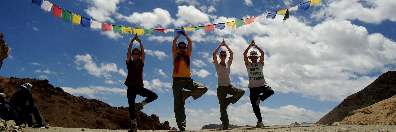 Yoga-Trek to Ladakh with Ancient Tracks