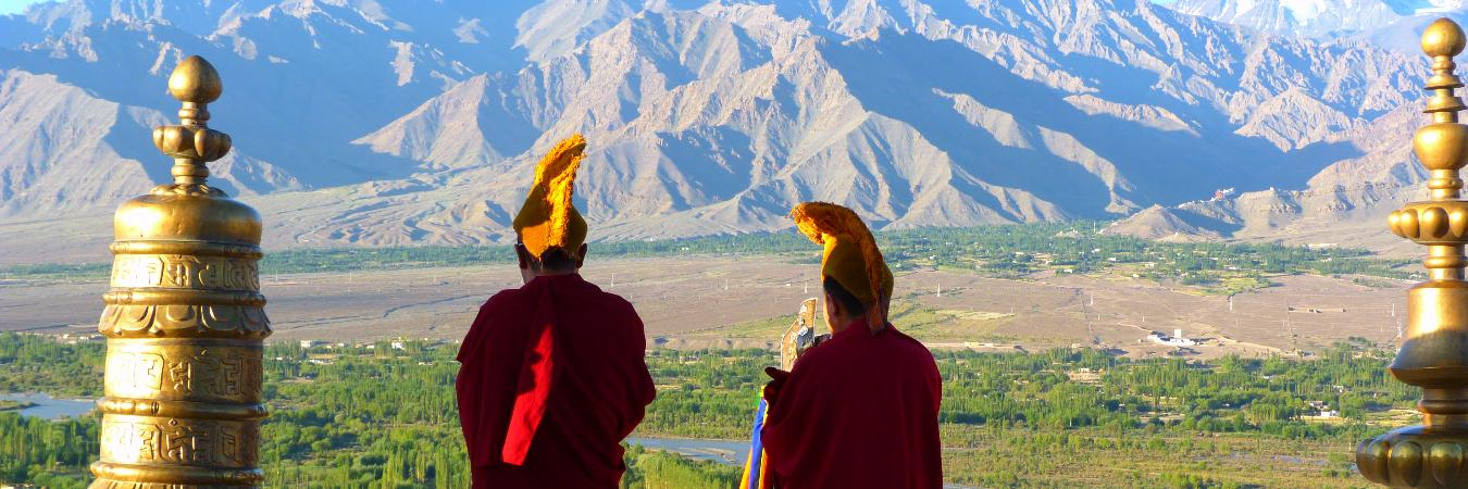 Spiritual Tours to Ladakh with Ancient Tracks